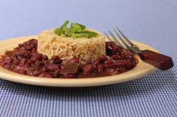 Vegan Louisiana Red Beans and Rice