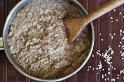 Make-Ahead Steel Cut Oats
