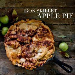 recipe: iron skillet apple pie recipe [26]