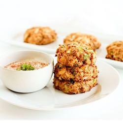 Healthy Bakes Crab Cakes (VeryWell)